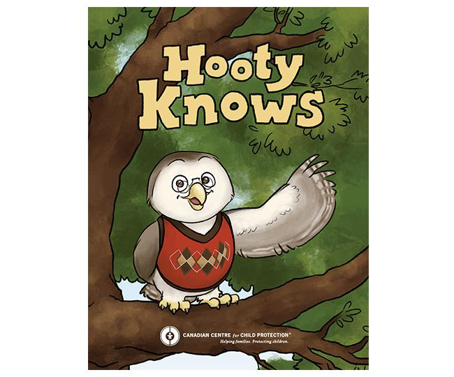 Hooty Knows Storybook