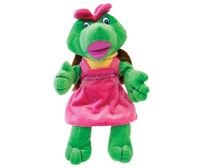 Teatree the Turtle Hand Puppet