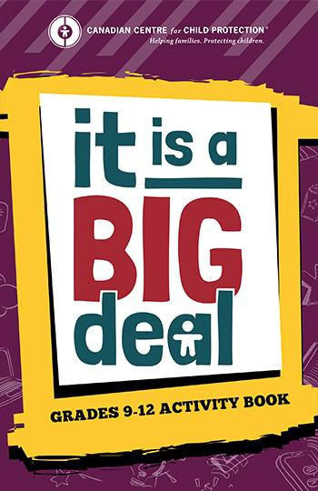 It is a Big Deal Activity Book Grades 9-12