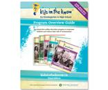 Image: Kids in the Know Overview Guide